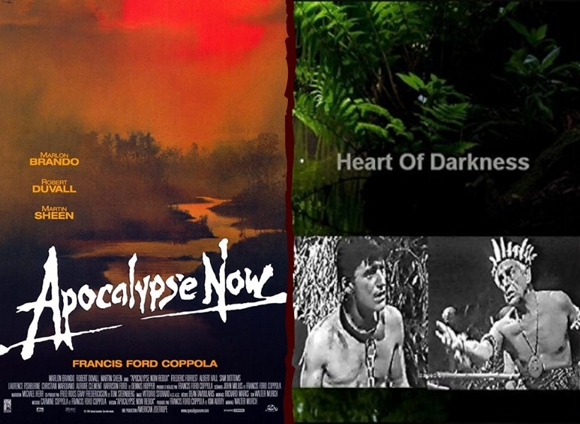 Apocalypse Now (1979) vs Heart of Darkness (1958)