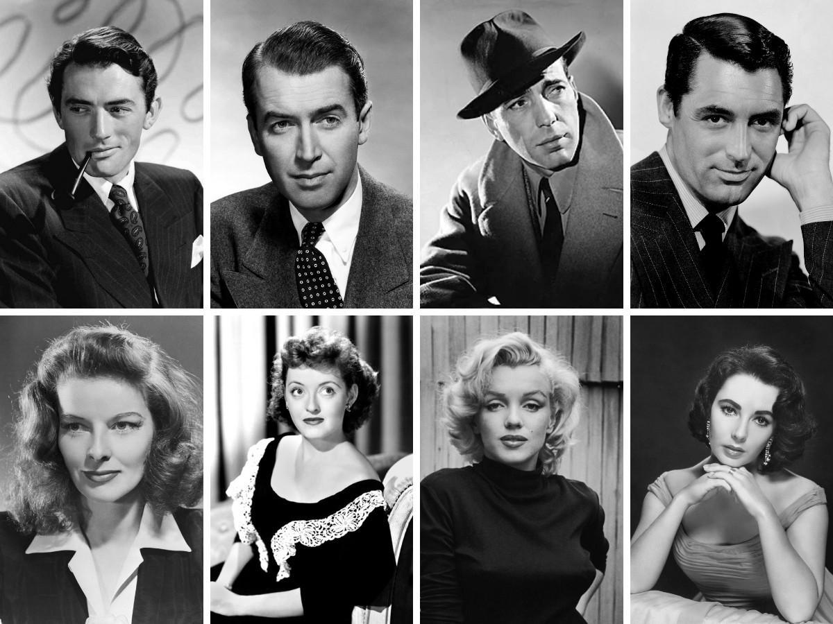Classic Movie Actors