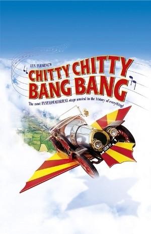 Classic Movie Poster - Chitty Chitty Bang Bang (1968)