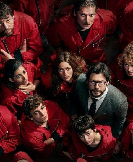Money Heist - Spanish TV Show