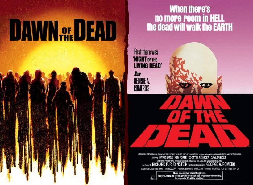 Movie Remake vs Original Dawn of the Dead