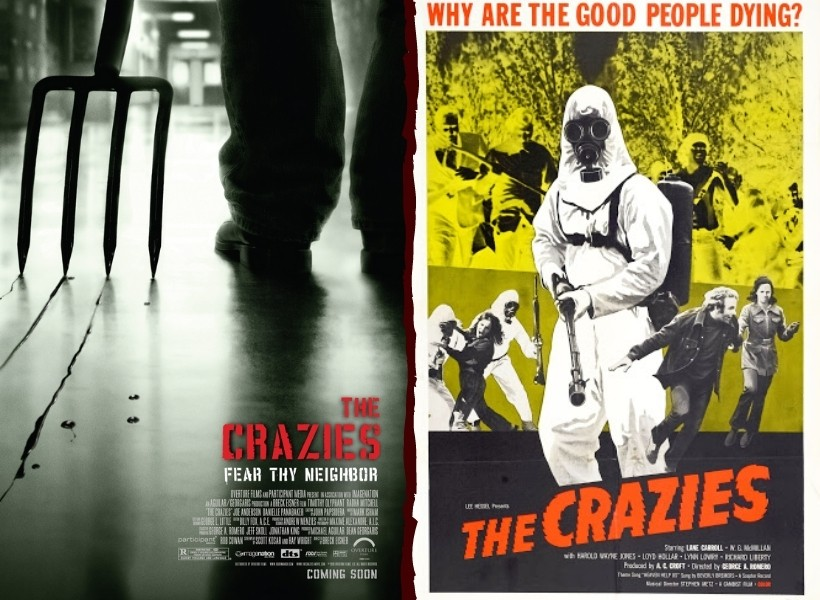 The Crazies Remake vs Original Movie