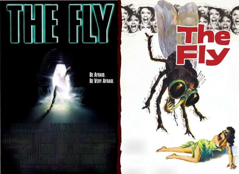 The Fly Movie Remake vs Original