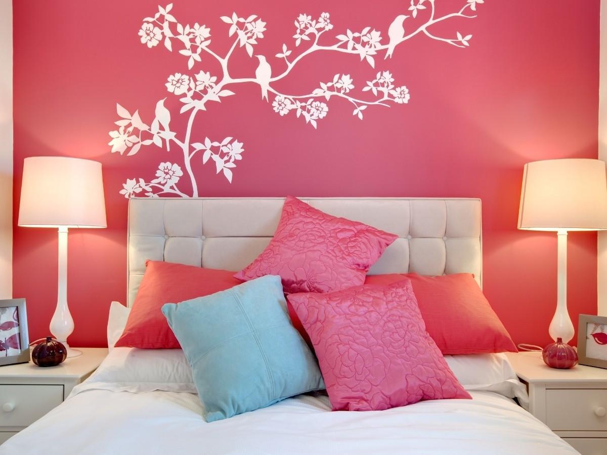 Beautiful Bedroom Mural