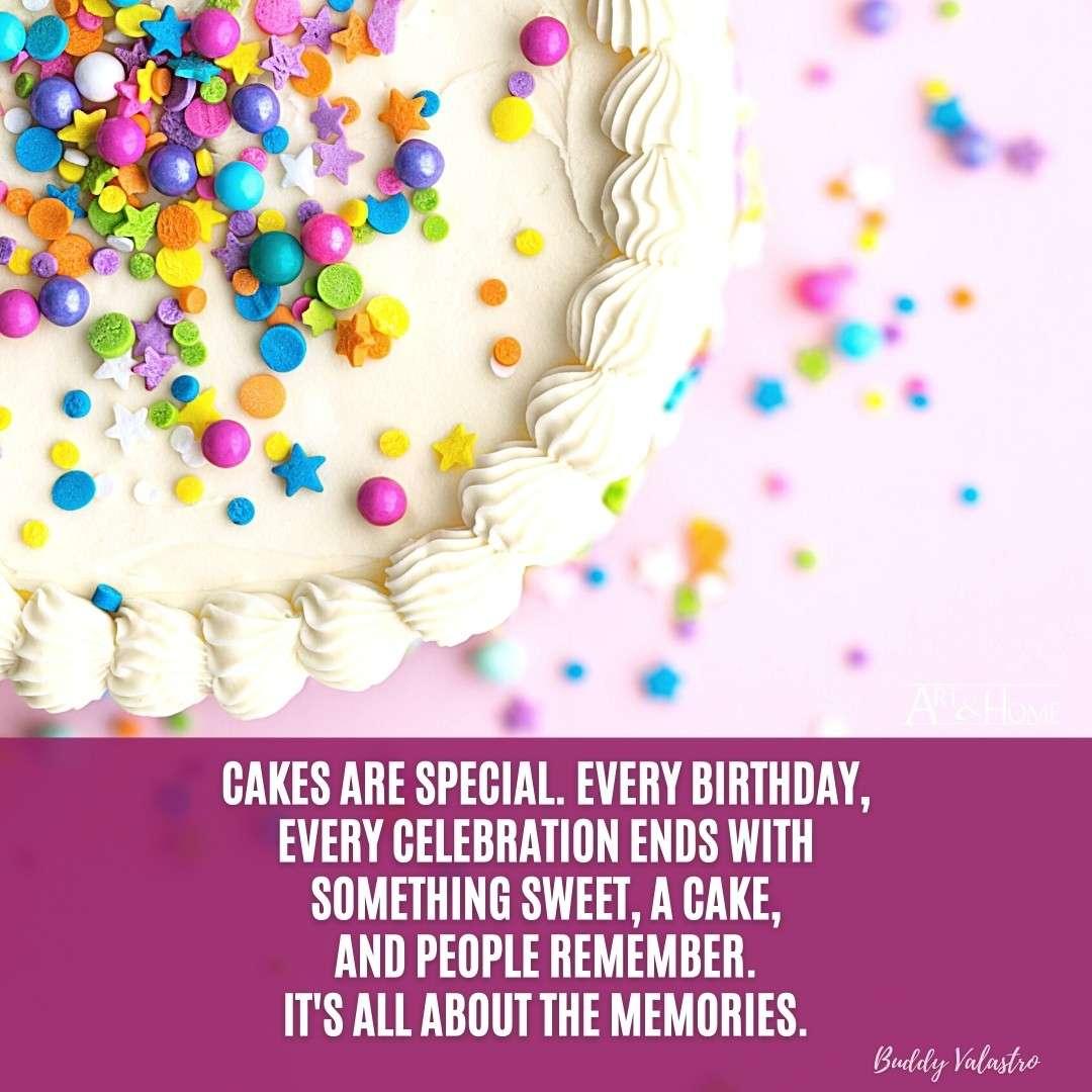 Buddy Valastro Cake Quote