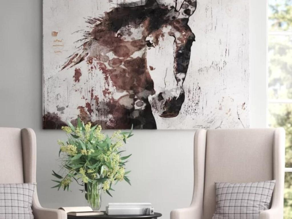 Equestrian Decor Leaps Into More and More Homes
