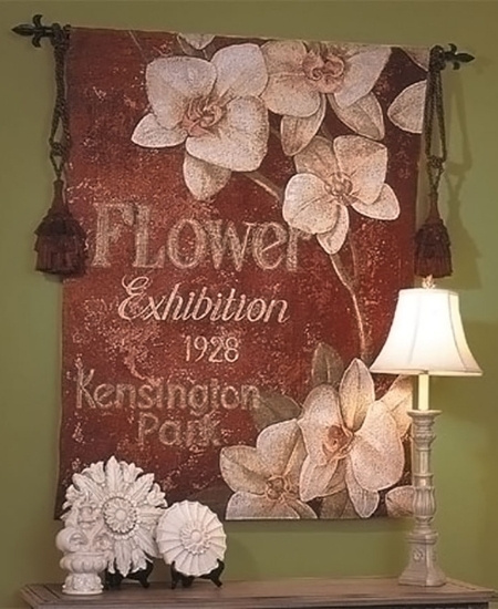 Fabric Wall Hangings - Woven Tapestries