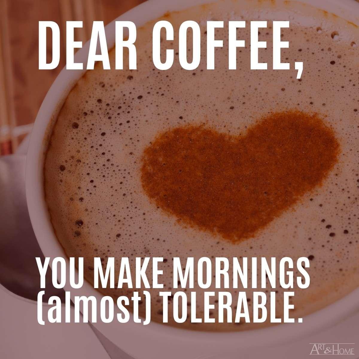 Morning Coffee MEME