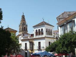 Cordoba narrow roads 1