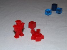 The red and blue opposers vs. the rub-arx and blu-arx. Very intriguing.