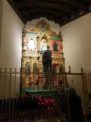 Shrine of La Conquistadora.