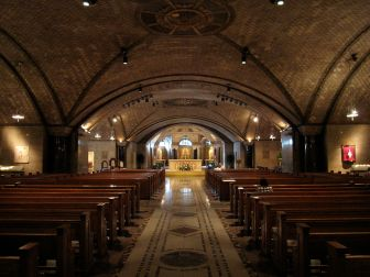 National Shrine Crypt (Washington, DC). By Gryffindor - Own work, CC BY-SA 3.0, Link