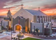 Our Lady of Grace (Maricopa, AZ). Exterior view. Photo provided by parish.