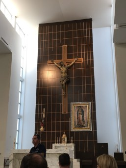 Sanctuary —Our Lady of Guadalupe Parish (Doral, FL). Photo by Patrick Murray.