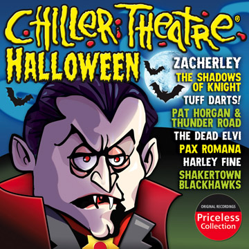 Chiller Theatre Halloween