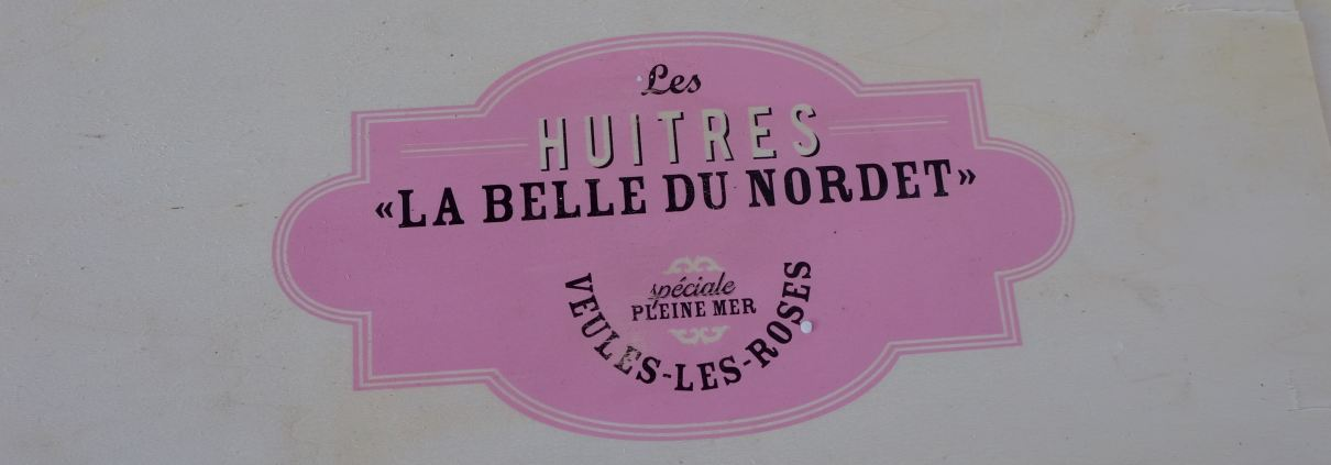 Belle du Nordet, the best oysters