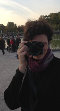 Photo of the photographer