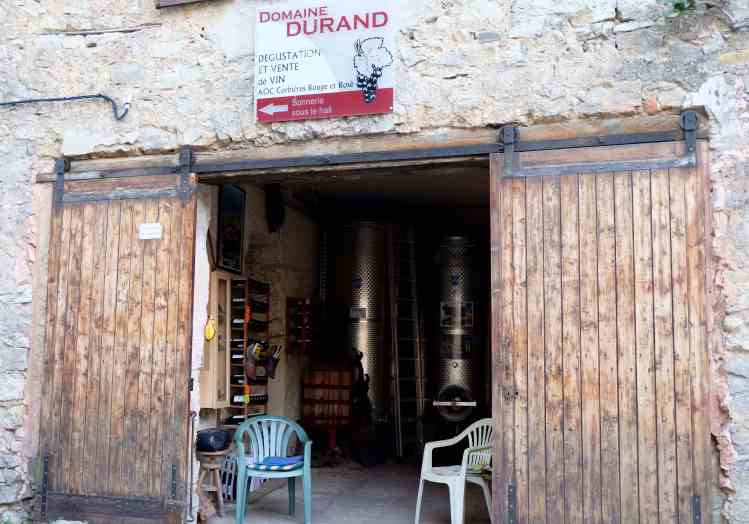 Domaine Durand in Lagrasse