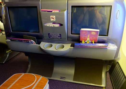 TA 777 business class