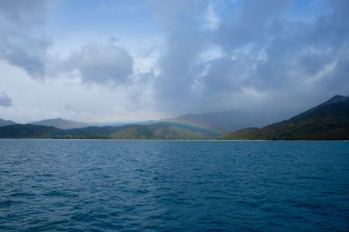 Rainbows of Tasman Bay