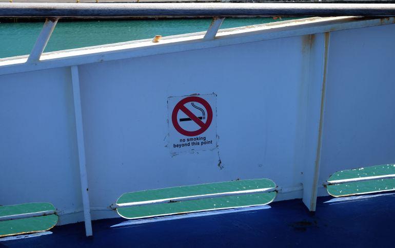 Ferry ride to Picton