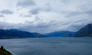 Lake Wanaka views