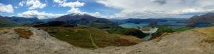 Rocky Mtn Wanaka panorama
