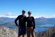 Mt Roy Selfie