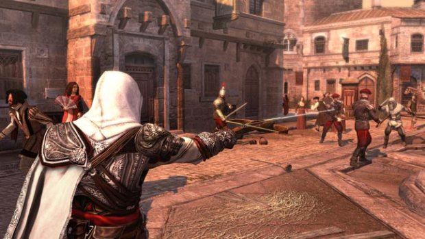 Assassin's Creed: Brotherhood | Art as Games