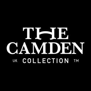 The Camden collection logo square