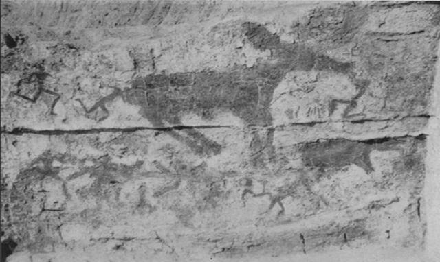 North Wall Deer