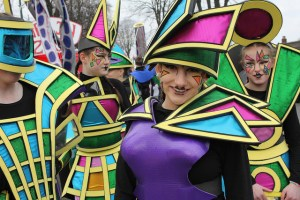 Future fashion, Saint Patrick's parade Ireland, saint patricks parade ireland