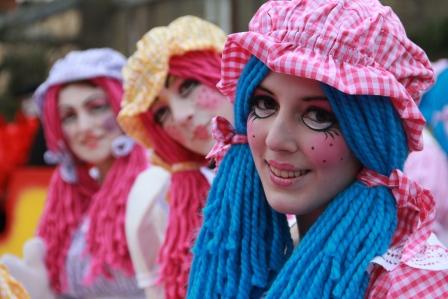 Parades Ireland, Rag dolls