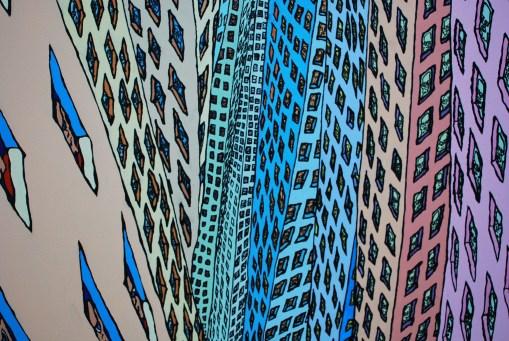 Detail of Manhattan, 2004