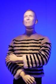 Jean Paul Gaultier in the plastic