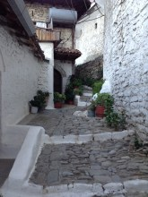 Street in the old city