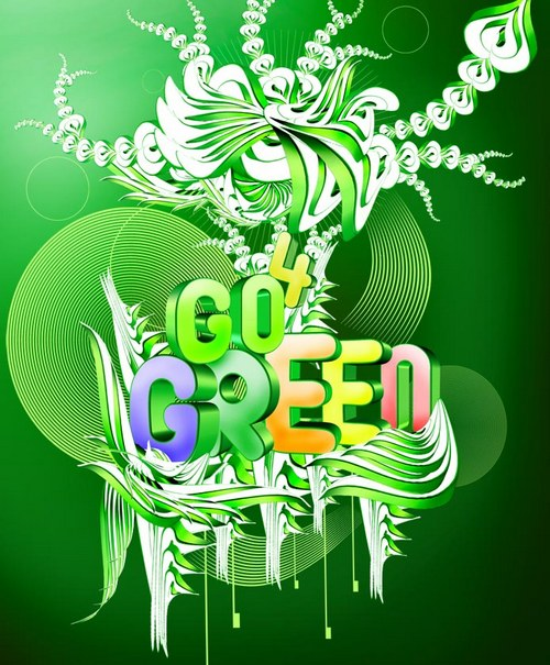 green_typography57