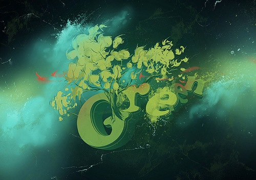 green_typography9