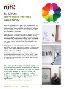 Exhibition Sponsorship Package