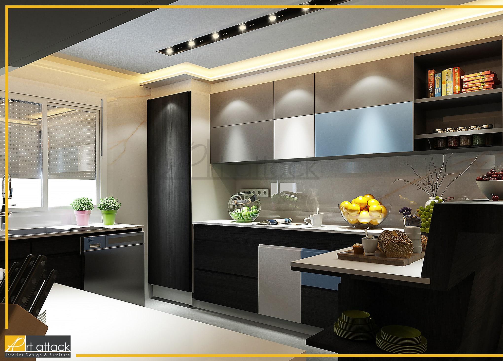 kitchen f3 psd