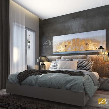 تصميم ديكور غرف نوم
