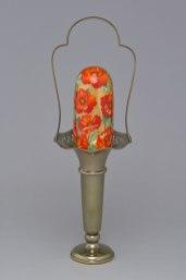 Ceramic and found object, 2011-2013, H.: 46.0 cm; w.: 15.4 cm; d.: 14.5 cm