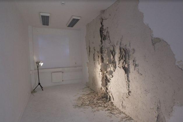 "Helena Tuudelepp, ""The Wall"""