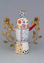 Ceramic, 2014, H.: 38.5 cm; w.: 35.5 cm; d.: 13.7 cm