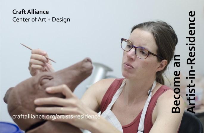 Craft Alliance Artist Residency