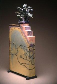 porcelain, 70x40x12cm, 1997