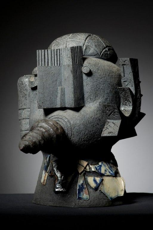 chamotte, 50 x 42 x 45 cm, 2008