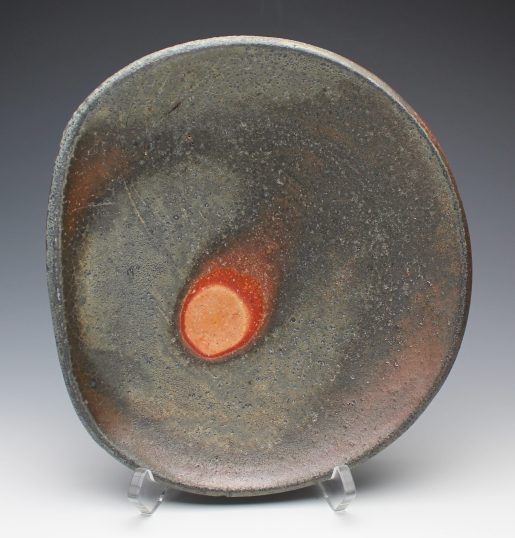 Porcelaneous stoneware, ^10 soda fired and down-fired