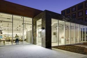 Harvard Ceramics Lab - Ted Galante Architect