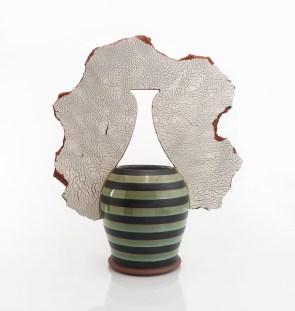 "Eric Van Eimeren, ""Shard vase"""